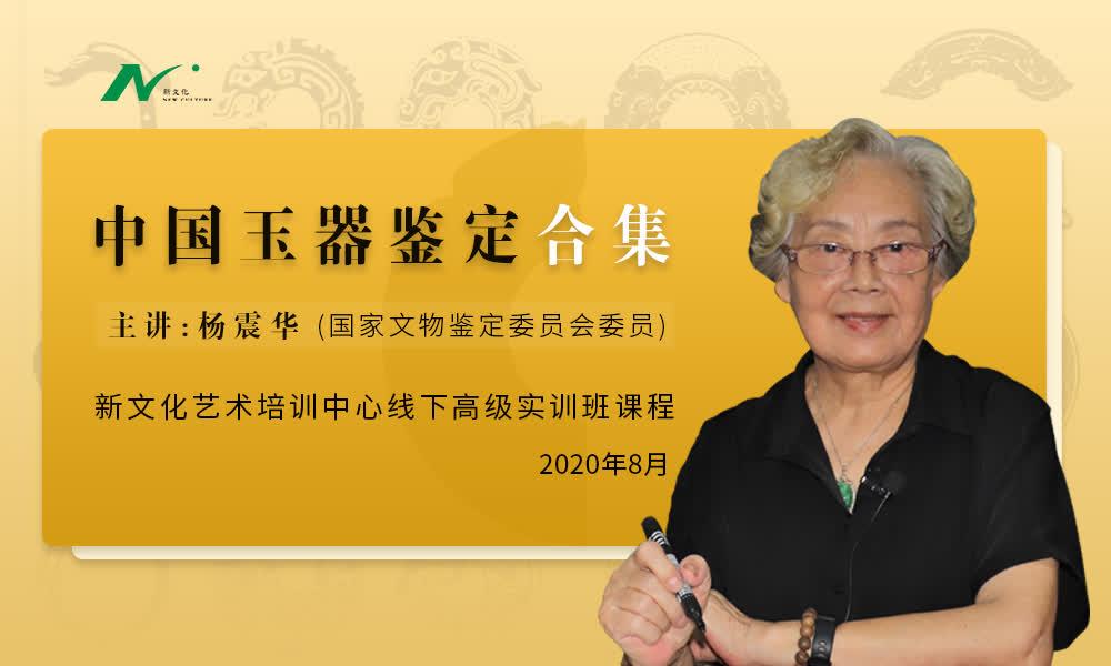 杨震华:中国古代玉器鉴赏课程「线下」