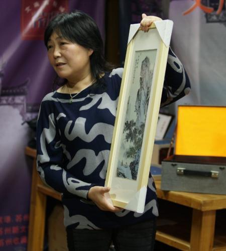 《艺术品鉴定评估师》学员风采「王玲影」