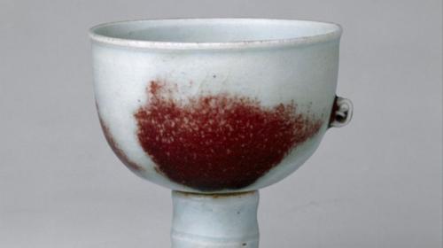元代釉里红瓷器鉴定特征说明